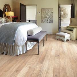 Laminate Flooring 12mm Natural Brushed Treatment Laminate Wood Flooring